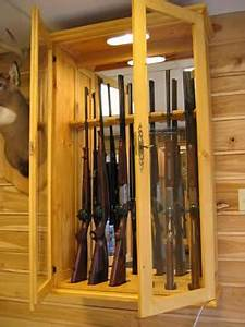38 Best Armoire A Fusil Images On Pinterest Gun Safes