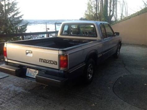 old car owners manuals 1988 mazda b series seat position control purchase used 1988 mazda b2200 extended cab with 20 920 original miles in bellevue washington