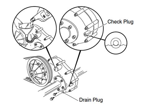 Ezgo Golf Cart Differential Diagram by Rear Axle And Suspension Ezgo Golf Cart