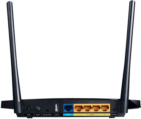 tl wdr ports connectivity