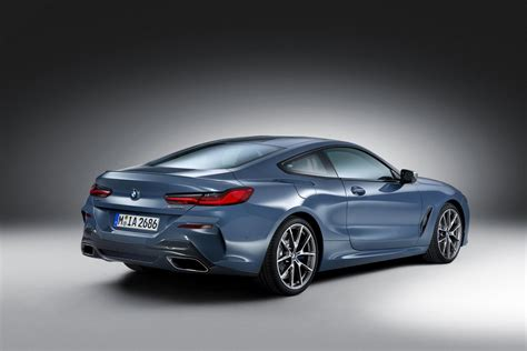 2019 Bmw 9 Series by 2019 Bmw 8 Series Goes Official With M850i Model