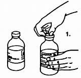 Bottle Pill Pills Template Sandoz sketch template