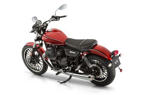Moto Guzzi V9 Roamer Modification by V9 Roamer Moto Guzzi