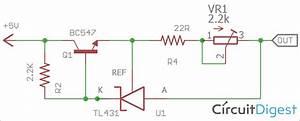Simple Constant Current Generator Circuit Using Transistor