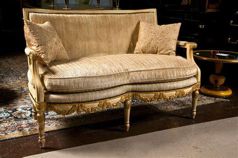 canapé sofa louis xiv style canape sofa settee at 1stdibs