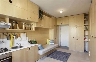 Apartment Studio Living Flexible Kitchen Space Milan