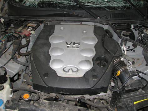 Starter Motor Diagram 2003 Nissan 350z Car To Starter Motor by 2005 Infiniti G35 Engine Motor Vin A C 3 5l Ebay