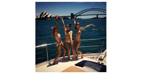 mettre le cap sur l pauline ducruet ses vacances du nouvel an 2016 à sydney