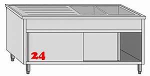 Spültisch Mit Unterschrank : afg sp ltisch mit untergestell vla2207r markenprodukt der firma afg berlin gewerbesp le ~ Frokenaadalensverden.com Haus und Dekorationen