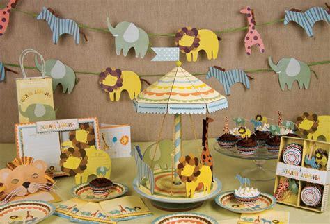 safari baby shower centerpieces baby shower invitations