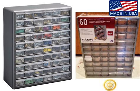 easy view cabinet organizers small parts storage cabinet 60 drawers clear view easy