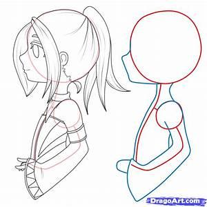 How to Draw Chibi Manga, Step by Step, Chibis, Draw Chibi ...