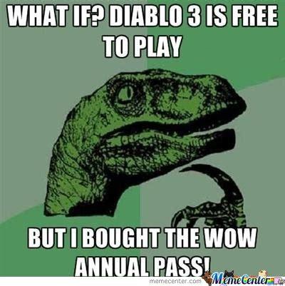 Diablo 3 Memes - diablo 3 by metalfall meme center
