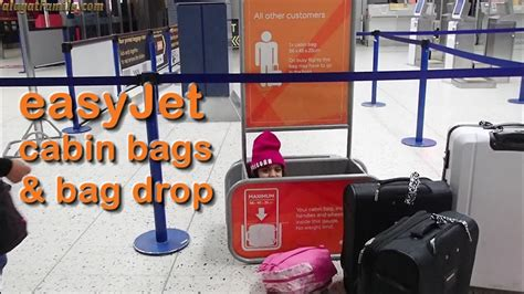 cabin bags easyjet easyjet cabin bags and bag drop explained manchester