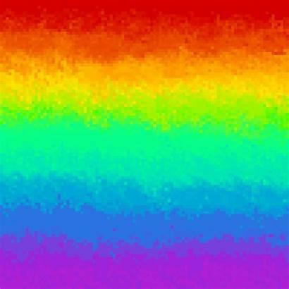 Rainbow Background Pixilart