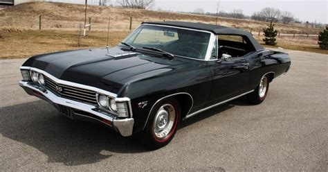 12 Droolworthy Images Of The 1967 Chevy Impala