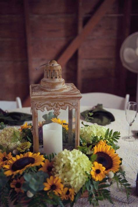sunflower wedding ideas  wedding invitations deer