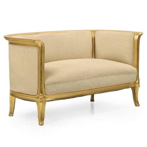 canapé ottoman nouveau sofa attractive nouveau sofa gold