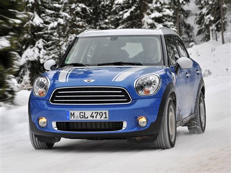 2018 Mini Cooper D Countryman All4 Related Infomation
