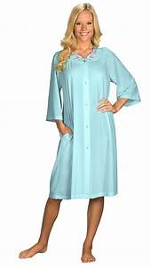 women39s short 3 4 sleeve robe shadowline lingerie With robe 3 4