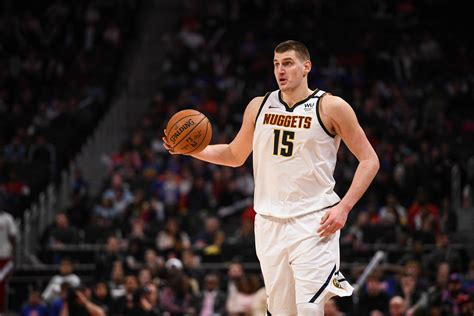 Born february 19, 1995) is a serbian professional basketball player for the denver nuggets of the national basketball association (nba). Nikola Jokic tests positive for coronavirus while in Serbia