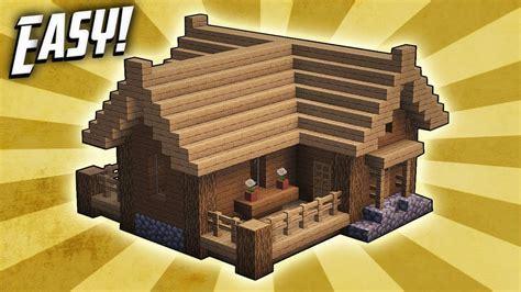 build  good starter house  minecraft instructions