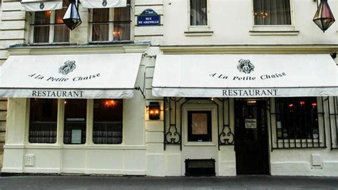 9 rue de la chaise a la chaise in restaurant reviews menu and