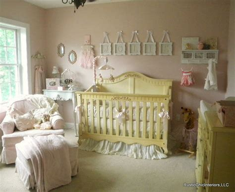 shabby chic baby decor julianna s quot shabby chic quot baby nursery traditional nursery chicago by rustic chic interiors
