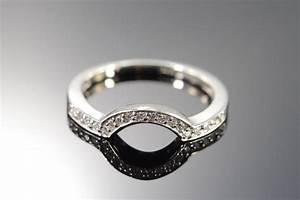 14k 018 ctw diamond wrap around wedding band ring size for Wrap around wedding rings
