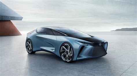 Lexus LF-30 Electrified concept debuts at 2019 Tokyo motor ...