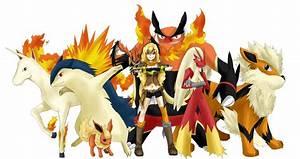 Crossover Yang Pokemon