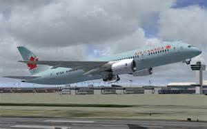 FSX Boeing 787 Dreamliner
