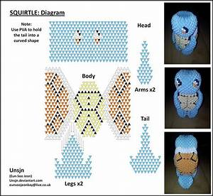 3d Squirtle Diagram       Mikaglo Blogspot My  2015  02