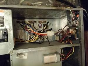 Replacing Old Thermostat With Wifi Stat- Issues With Heat Pump Wiring  No Y Wire