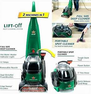 Bissell Proheat 2x Pet Lift Off Deep Cleaner Manual