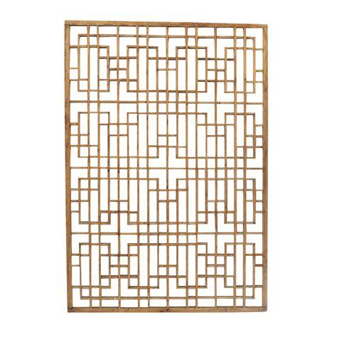 antique chinese window screen chairish