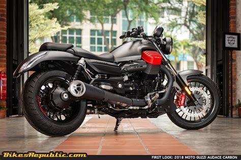 Moto Guzzi Audace Image by Look Review 2018 Moto Guzzi Audace Carbon
