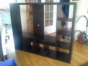lappland tv m bel schwarzbraun ikea tv schrank in neubiberg ikea m bel kaufen und verkaufen
