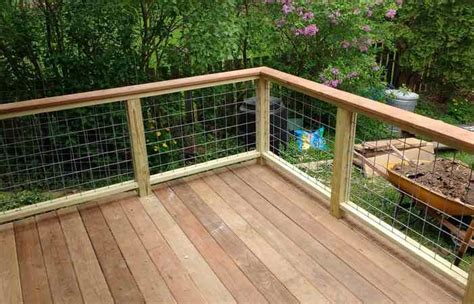 Cable rail with enough tension often causes end posts to bend, ruining an otherwise elegant design. Cute Horizontal Deck Railing Designs Kimberly Porch And Garden Drawings Code Home Elements Style ...
