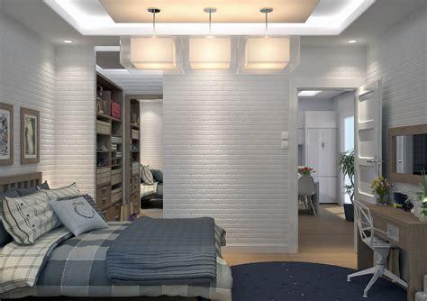 chambre parentale 15m2 modèle de villa à étage 120m2 type traditionnel magnolia