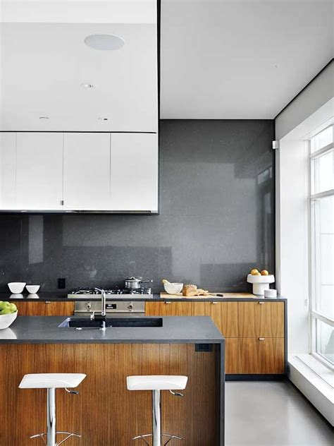 modern kitchen minimalist interior design interior