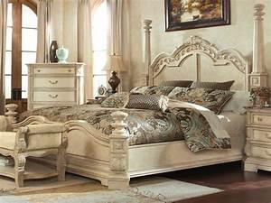 Old bedroom furniture, ashley furniture millennium bedroom