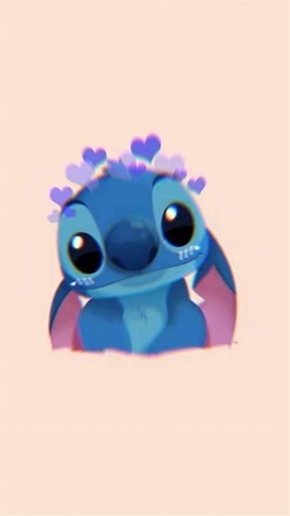 Stitch Wallpapers Stich Zedge Gambar Disney Via