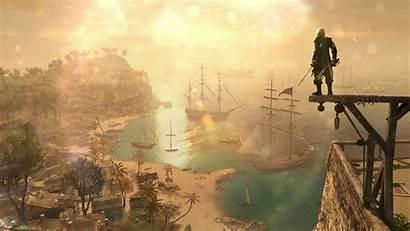 Flag Iv Creed Assassin Wallpapers Fondo Pantalla