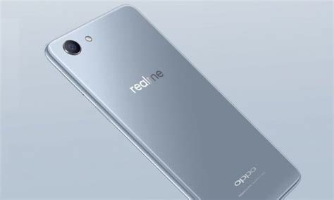 oppo realme 1 moonlight silver edition with 4gb ram launched in india at 10 990 inr