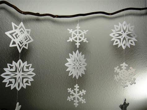 ines felix kreatives zum nachmachen schneeflocken