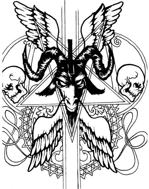 65+ Latest Satan Tattoos Ideas