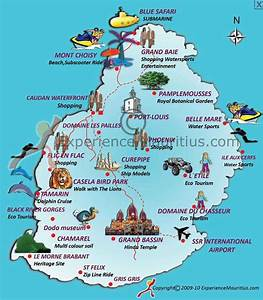 Mauritius (pronounced Mar-ish-us). A small island country ...