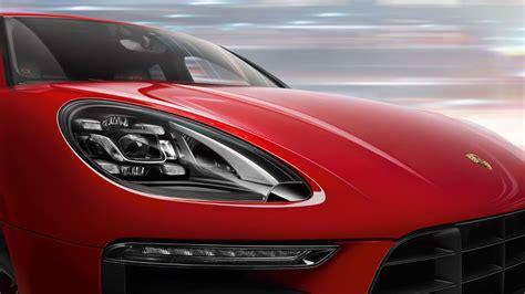 Porsche Macan With Sport Car Dna