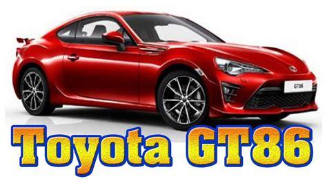 2018 Toyota Gt86- 2018 Toyota Gt86